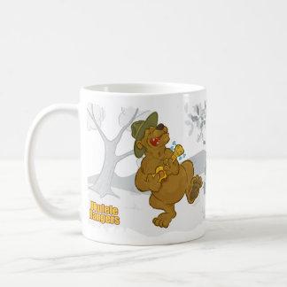 Ukulele Rangers 'Do Bears Sing in the Woods?' Smal Coffee Mug
