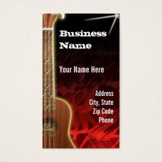 ukulele.red ~ bc business card
