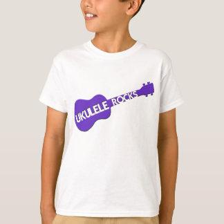 Ukulele Rocks T-Shirt