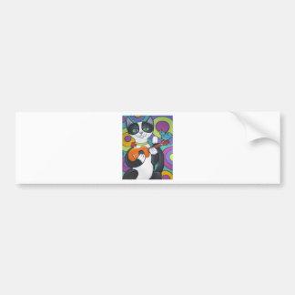 Ukulele Serenade Bumper Sticker