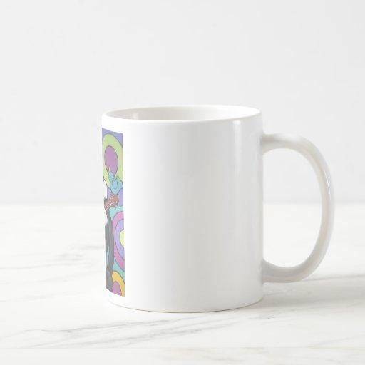 Ukulele Serenade Coffee Mug