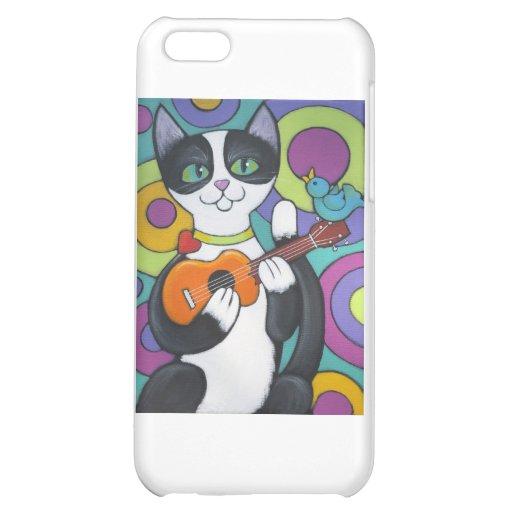 Ukulele Serenade iPhone 5C Case