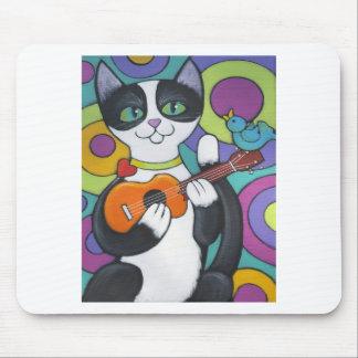 Ukulele Serenade Mouse Pad
