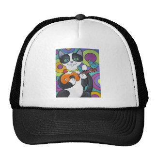 Ukulele Serenade Trucker Hat