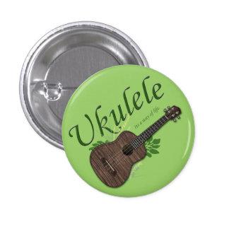 Ukulele-Su una manera del pequeño botón 2 de la vi Pin