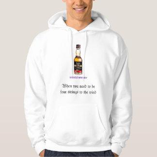Ukulele Whiskey Hoodie