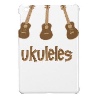 ukuleles iPad mini cover