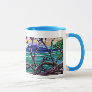 Ukumehame mug- Trees at Thousand peaks Mug