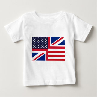 UKUSAFLAG.jpg Baby T-Shirt
