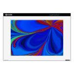 "Ulania's Whimsy  Pattern15"" Laptop Skin"
