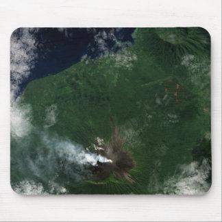 Ulawun Volcano of New Britain Summit Mouse Pad
