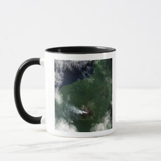 Ulawun Volcano of New Britain Summit Mug