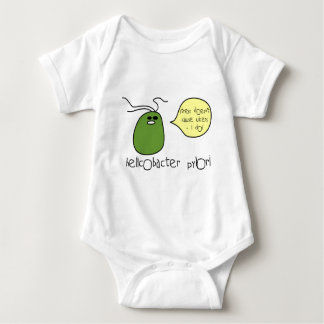 Ulcer Baby Bodysuit