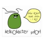 Ulcer Postcard