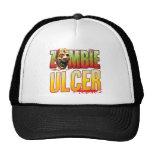 Ulcer Zombie Head Cap