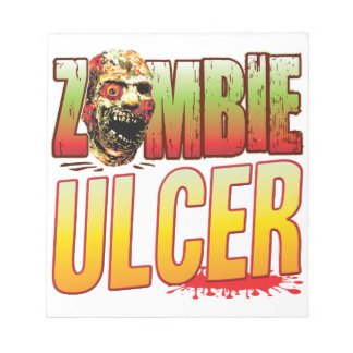 Ulcer Zombie Head Note Pads