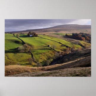 Uldale, el poster de los valles de Yorkshire