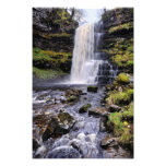 Uldale Force, Cumbria - Waterfall print Photograph
