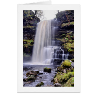 Uldale Force - The Yorkshire Dales Card