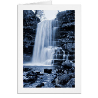 Uldale Force - The Yorkshire Dales Greeting Card