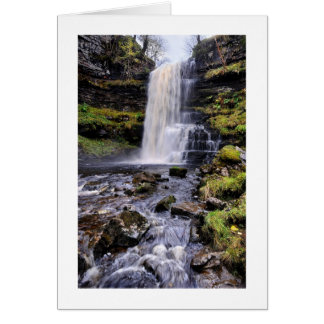 Uldale Force - The Yorkshire Dales Greeting Cards