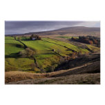 Uldale, The Yorkshire Dales Poster