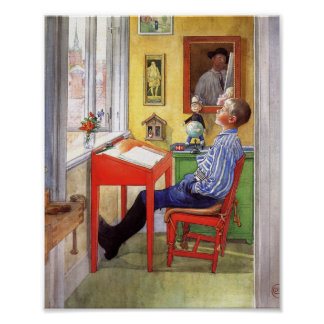Ulf que hace su preparación póster