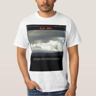 Ulfr Luis: MysteriesofWinterDarkness T-Shirt branc
