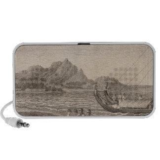 Ulietea View, Polynesia Travelling Speaker