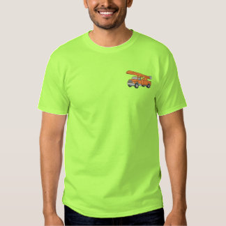 Ulility Truck Embroidered T-Shirt