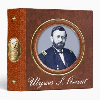 "Ulises S. Grant 1,5"" Carpeta 1 1/2"""