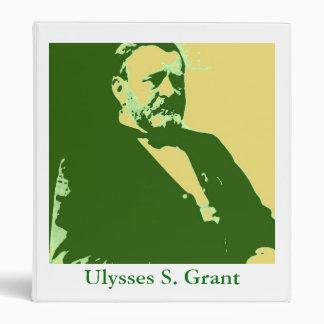 "Ulises S. Grant Carpeta 1"""