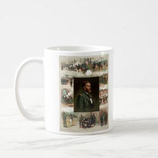 Ulises S. Grant de West Point a Appomattox Taza Clásica