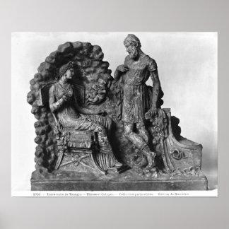Ulises y Calypso, de Tanagra Impresiones