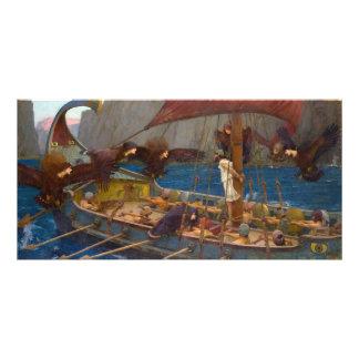 Ulises y las sirenas de John William Waterhouse Fotografías