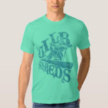 Ullr Shreds - GREEN T-shirt