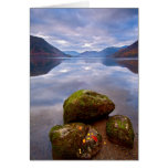Ullswater Early Morning Greeting Cards