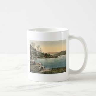 Ullswater, Howtown Pier, Lake District, England ra Classic White Coffee Mug