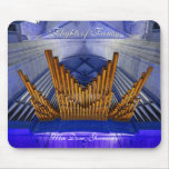 Ulm Cathedral - Flights of Fancy Mousepads