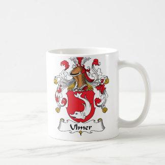Ulmer Family Crest Coffee Mug