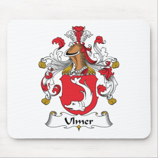 Ulmer Family Crest Mouse Pad