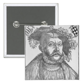 Ulrich, Duke of Wurttemberg Button