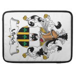 Ulrich Family Crest Sleeve For MacBooks