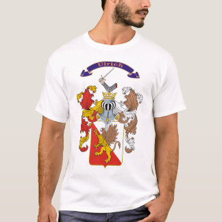 Ulrich Family Hungarian Coat of Arms T-shirt