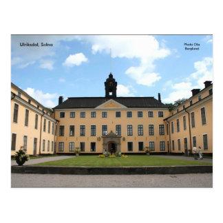 Ulriksdal, Solna, Photo Ola Berg... Postcard