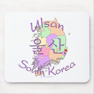 Ulsan South Korea Mouse Pad