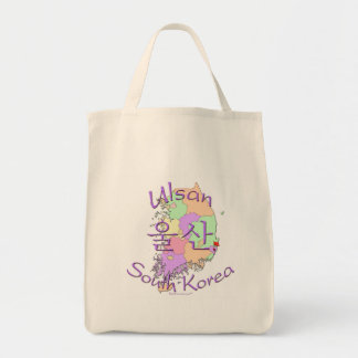 Ulsan South Korea Tote Bag