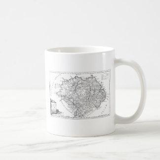 Ulster 1786 coffee mug