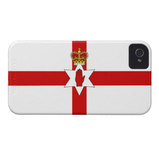 Ulster Banner Northern Ireland Flag Case-Mate iPhone 4 Cases