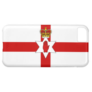 Ulster Banner Northern Ireland Flag Case For iPhone 5C